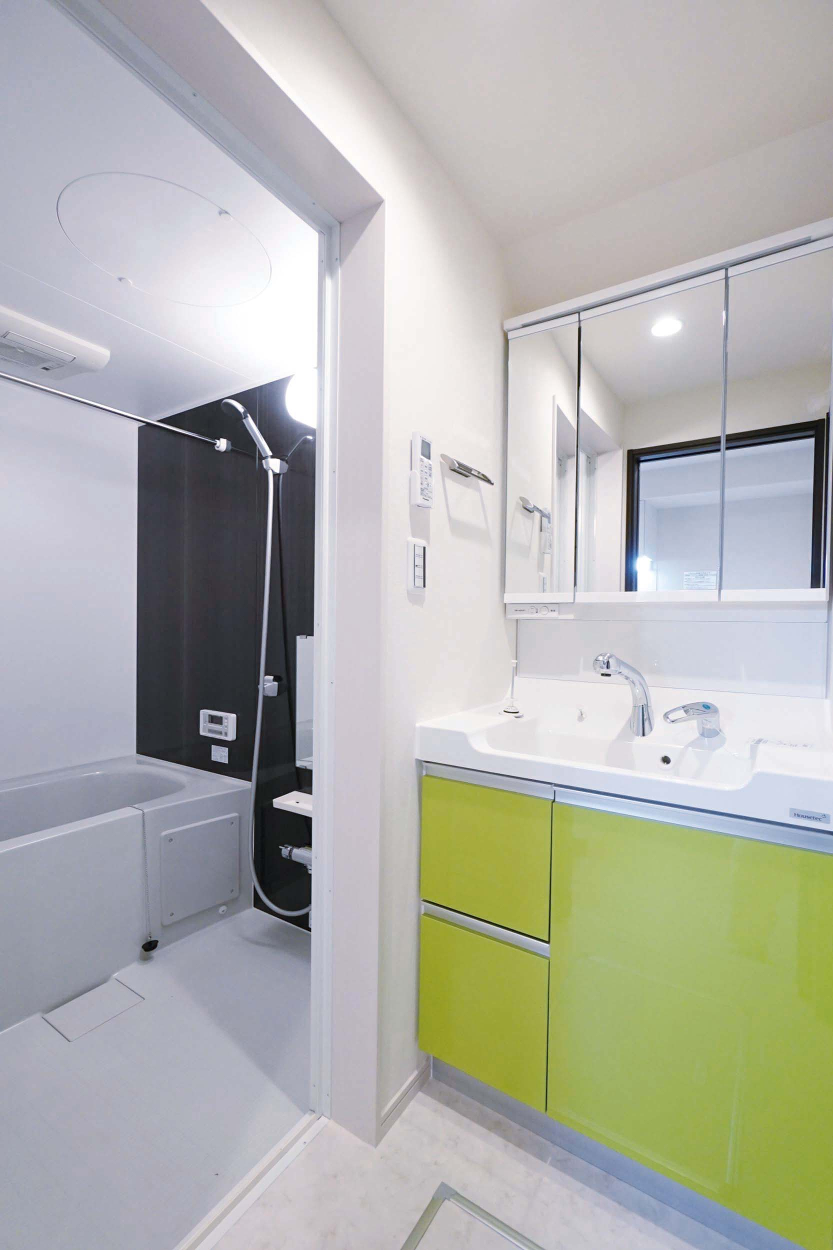 新宿の街を一望できる、高台立地の新築デザイナーズ賃貸
