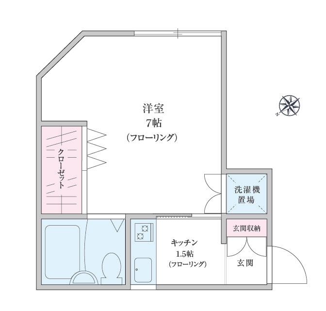 5万円台で人気の街・吉祥寺で暮らす