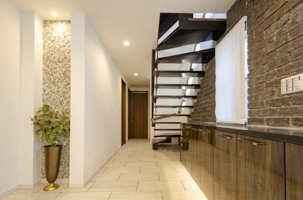 ITOHPIA HOME BRICKWORK HOUSE model