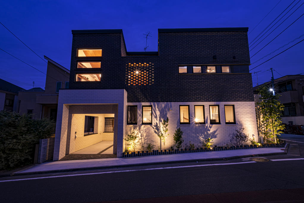 ◆◆新価格リリース◆◆【新築・家具付き販売】ITOHPIA HOME BRICKWORK HOUSE model